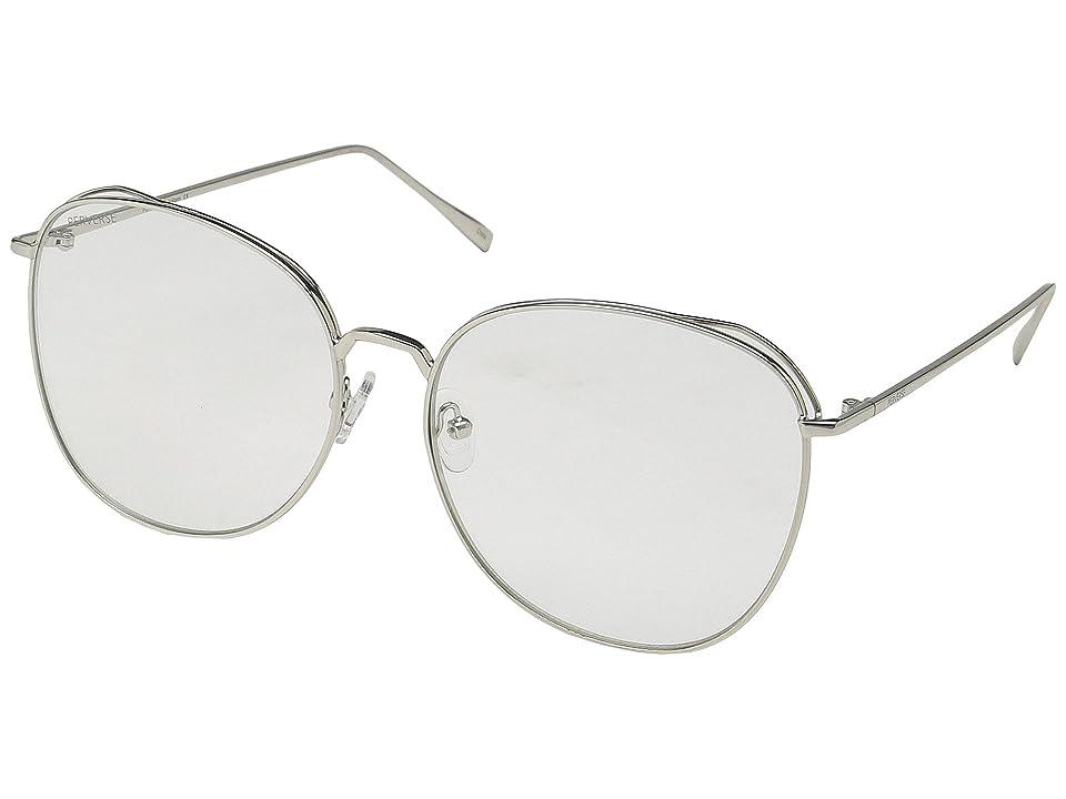 Retro Sunglasses | Vintage Glasses | New Vintage Eyeglasses THOMAS JAMES LA by PERVERSE Sunglasses Joy SilverTransparent Fashion Sunglasses $55.00 AT vintagedancer.com