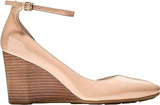 Women's Sadie Ankle Strap Wedge 85mm Platform