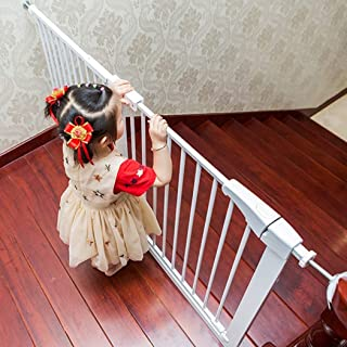 Baby Gates for Stairs Fence Door Child Baby Kitchen Fence Free Punch Home Indoor Fence Self Closing