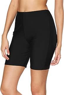 Women's Boardshort Swim Bottom High Waisted Tankini Swimwear Shorts