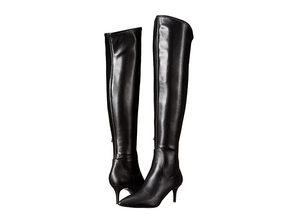 Nine West Marcia (Black Synthetic) Women