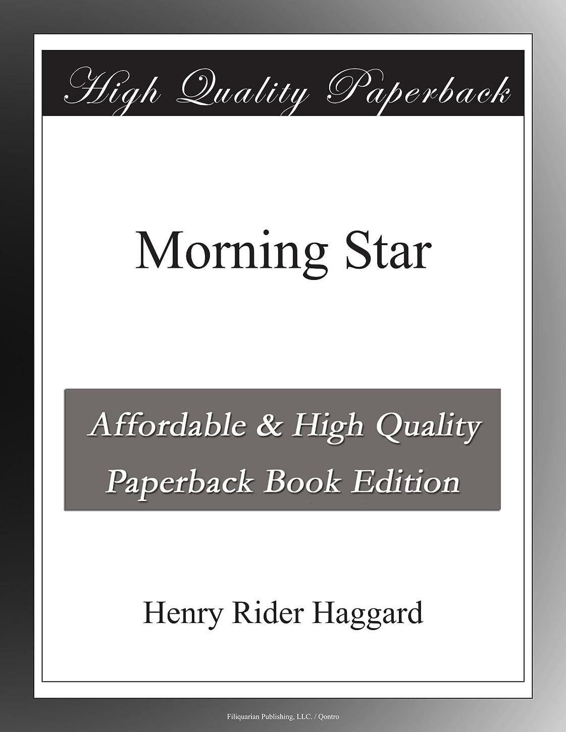 マガジンフラップ退院Morning Star