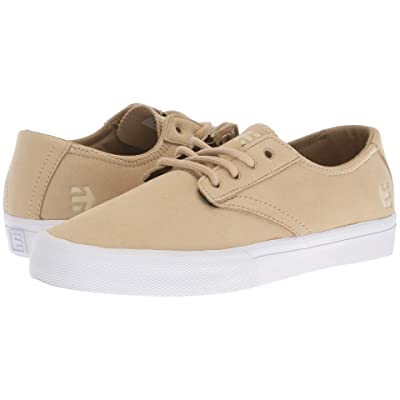 etnies Jameson Vulc LS (Tan) Women