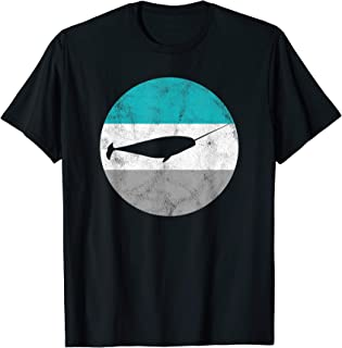 narwhal t shirt mens