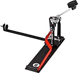 """Meinl Percussion Direct Drive Heel Activated Pedal, Adjustable Spring Tension-Mount Fits Cajons up to 12 1/4"""" Depth, 2-Year Warranty (TMSTCP-2)"""