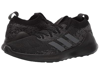adidas Running pureBounce+ (Core Black/Night Metallic/Grey Six) Men