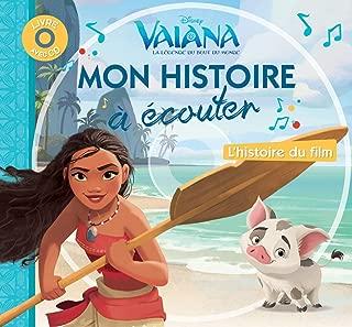Vaiana, la légende du bout du monde : L'histoire du film (1CD audio) [ audiobook ] (French Edition)