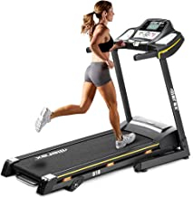 Running Treadmill 2.25HP Heavy Duty Electric Incline Treadmill Motorized Running Machine with Manual Incline and Hydraulic Rod Mechanism