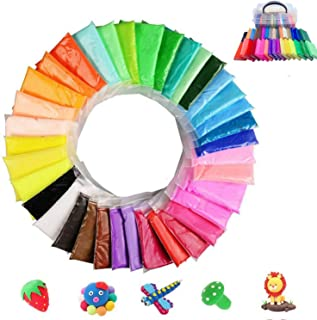 32 Colors Clay Toy Set Children Educational Toys Child DIY Soft Modeling slime Clay with Accessory Tools
