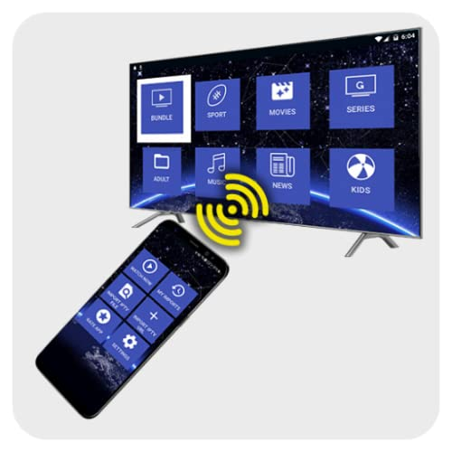 Smart TV Mirroring : Display Phone Screen On TV