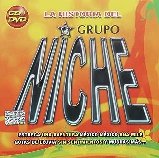 Grupo Niche (CD+DVD La Historia de Todos Sus Grandes Exitos Sony-364323)