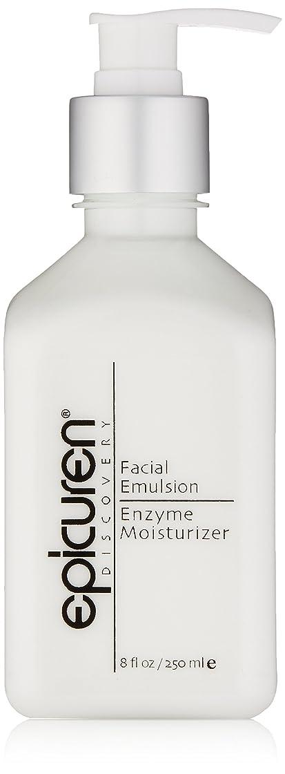 句読点ロシア差別Epicuren Facial Emulsion Enzyme Moisturizer - For Normal & Combination Skin Types 250ml/8oz並行輸入品