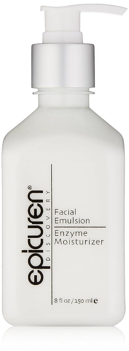 平和米ドル胆嚢Epicuren Facial Emulsion Enzyme Moisturizer - For Normal & Combination Skin Types 250ml/8oz並行輸入品
