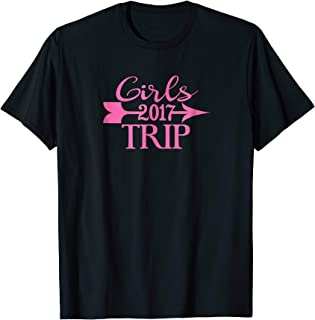 Girls Trip 2017 Tshirt Weekend Getaway Bachelorette
