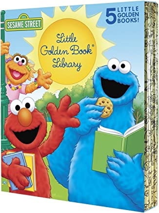 Sesame Street Little Golden Book Library