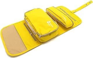 Disconano ウォッシュバッグ旅行セット男女防水携帯ウォッシュ袋出張パスポートバッグウォッシュセット化粧パック旅行収納バッグ