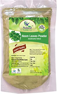 100 % Natural Neem Leaves Powder (Azardirachta Indica) (100 gm (0.22 lb) 3.5 Ounces)
