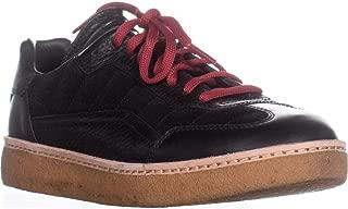 Alexander Wange Eden Platform Sneakers, Black