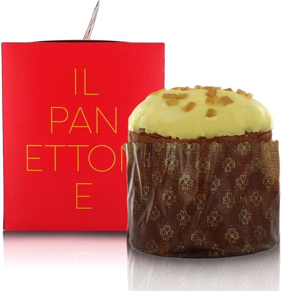 Cannavacciuolo panettone artigianale al limoncello - 1kg CAN000000ST