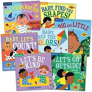 Workman Publishing Company Indestructibles Books Early Learning Set - Set of 7