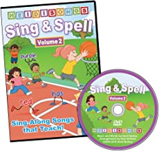 Sing & Spell Vol. 2 Animated DVD