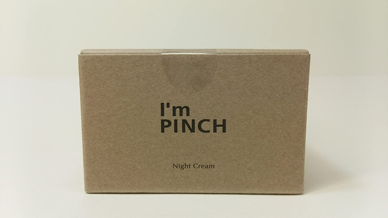 一口身元懐I'm pinch アイムピンチ ナイトクリーム (夜用クリーム) 30g