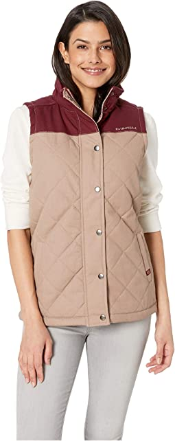 Quilted Polyfill Vest