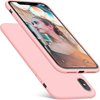 DTTO Case for iPhone XS Max, [Romance Series] Silicone Case with Hybrid Protection for Apple iPhone XS Max 6.5 Inch (2018 ...
