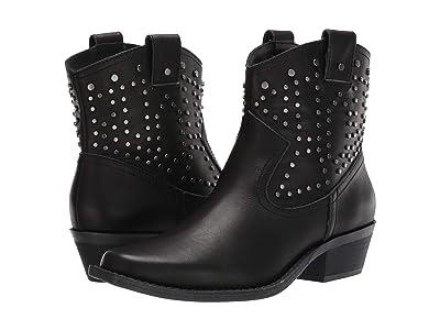 Dingo Dusty (Black) Cowboy Boots
