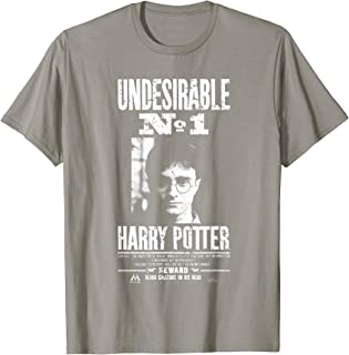 Harry Potter Undesirable No 1 T-Shirt