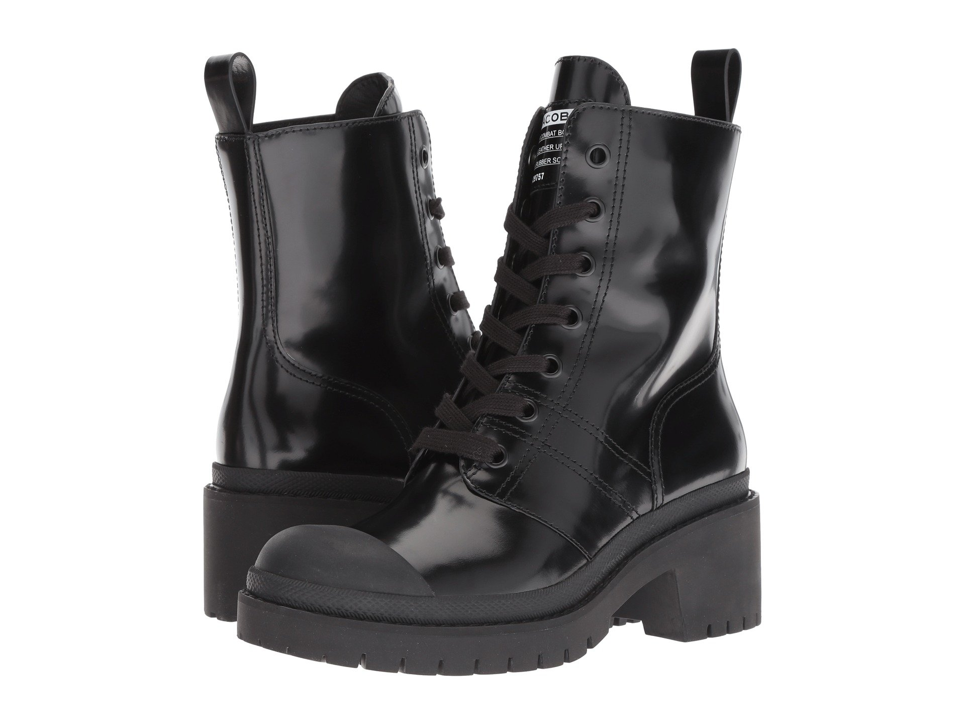 6088e73a80f Marc Jacobs Bristol Laced-Up Boot at Luxury.Zappos.com
