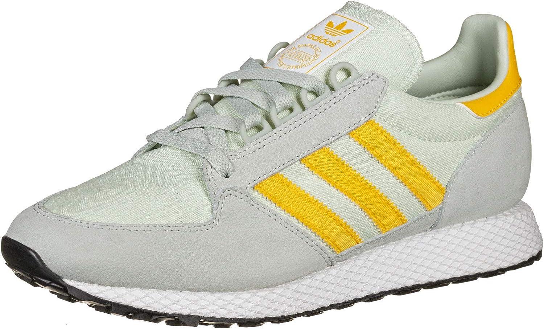 Adidas Forest Grove Schuhe Linen Grün Active Gold