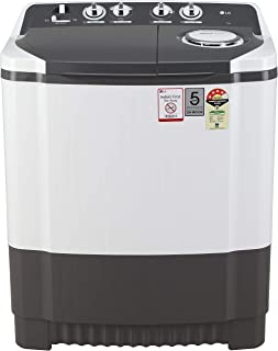 LG 7 Kg Semi-Automatic Top Loading Washing Machine (P7020NGAY, Dark Grey)
