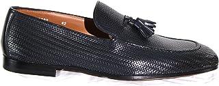 Doucal's Zapato para hombre, cód. DU2805CAPRUFO73T BOO AZUL
