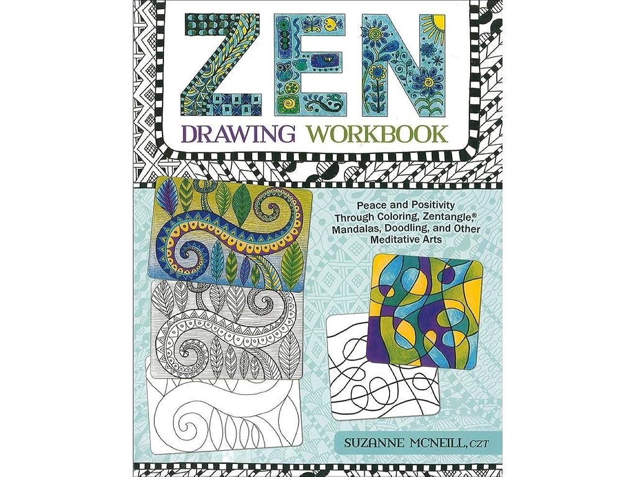 Design Originals Zen Drawing Workbook Bk