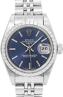 Rolex Date Automatic-self-Wind Female Watch 69240 (Certified Pre-Owned)
