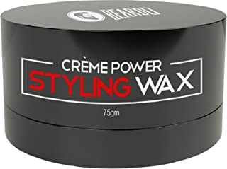 BEARDO Creme Power Hair Styling Wax for Men, 75 g