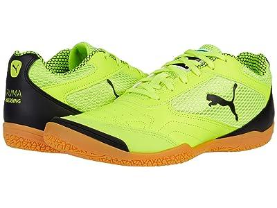 PUMA Pressing (Yellow Alert/Puma Black/Gum) Shoes