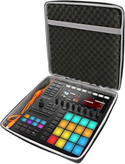 co2crea Hard Travel Case for Native Instruments Maschine Mk3 Drum Controller