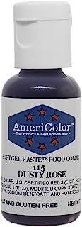 AmeriColor Dusty Rose Soft Gel Paste Food Color.75 oz