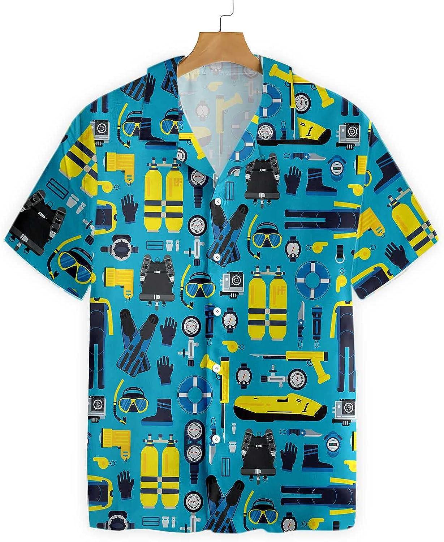 Golden Store US - Scuba Shirt Max 44% OFF Hawaiian Diving Max 46% OFF Gear