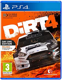 DIRT 4 DAY PlayStation 4