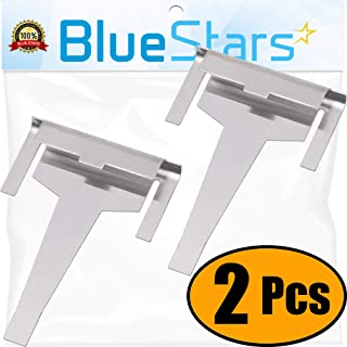 Ultra Durable DA61-06796A Refrigerator Clip Drain Evaporator Refoem Replacement Part by Blue Stars - Exact Fit for Samsung Refrigerator - Replaces DA61-06796A PS4145120 - PACK OF 2