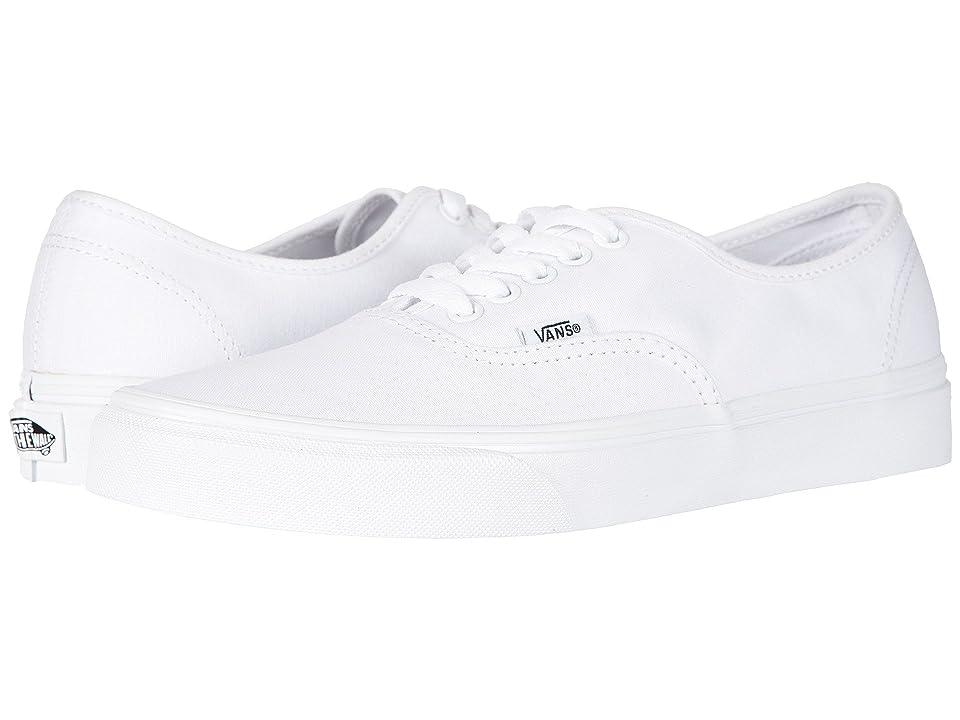 Image of Vans Authentictm Core Classics (True White) Skate Shoes