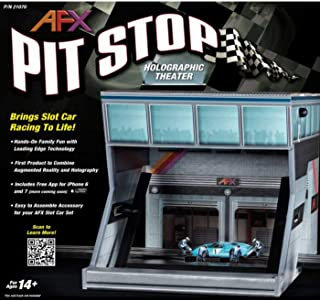 AFX/Racemasters Pit Stop - Holographic Theater, AFX21070