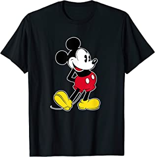 Mickey Mouse Classic Pose T-Shirt