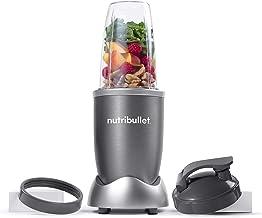 NutriBullet NBR-0601WM 600W Nutrient Extractor, 6pcs, Gray (Renewed)