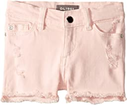 Lucy Distressed Cut Off Shorts in Country Club (Toddler/Little Kids/Big Kids)