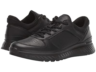 ECCO Sport Exostride Sneaker (Black) Women