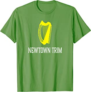 Newtown Trim, Ireland - Celtic Irish Gaelic T-shirt